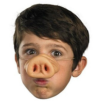 Por Disguise Inc Vestuario Pig Nose