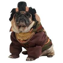 Disfraz Para Perro Pup-a-razzi Pity El Vestuario Bull Dog,
