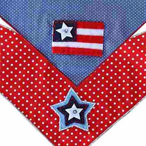 Disfraz Para Perro Día De La Independencia 4 De Julio Perro