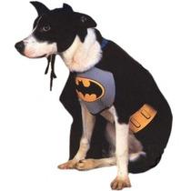 Disfraz De Batman Para Perros, Mascotas, Envio Gratis