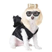 Disfraz Para Perro Pup-a-razzi Pop Sensation Vestuario Perr