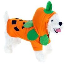 Disfraz Para Perro Estaciones - Calabaza Pooch Traje Del Pe