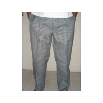 Pantalon Para Chef,bordadora,oficina,uniforme, Rm4