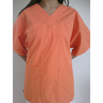 Filipina Y Pantalon Medico Cuello V,uniformes,bordadora, 12