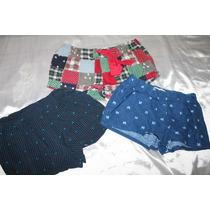 Aerie Xhilaration Loveh81 Lote De 3 Boxers Pijama Talla Med