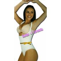 Body Siluette Bikini Senos Libres Alto Control Reduce 2 Tall