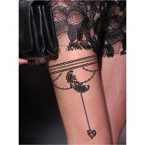 Pantimedias Decoradas Tatuaje, Varios Diseños