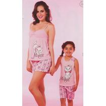 Cómodas Pijamas Para Mujer, $299.- C/u Hm4