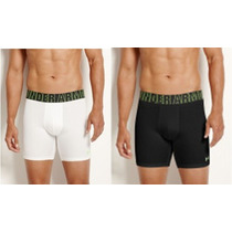 Under Armour Charged Cotton Boxers, Hombre, Calzones Logo