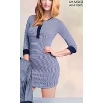 Vicky Form Pijama Camison Comodo Moderno Mod.6959