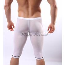 Hot Para Hombre Elegante Shorts Cortos Pantalon Bugle Bolsa