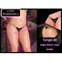 Set De 6 ¡¡¡ Sexy Y Atrevida Tanga Para Dinero Stripper Vmj