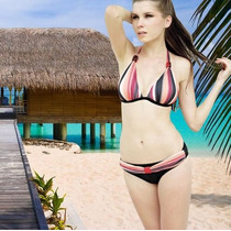 Modelo 5097 Bikini Traje De Baño Talla Mediana
