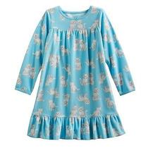 Carters Modelo Pijama Afelpada Niña 2 Años Envio Gratis