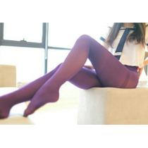 Pantimedias Color Púrpura Fashion Sedosas Envío Gratis!!!