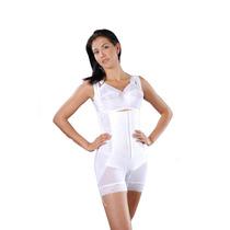Body Reforzado Pierna Larga Blanco