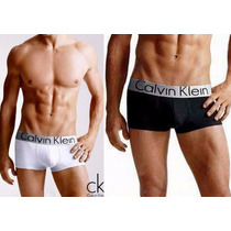Lote 20 Boxer Calvin Klein Stell Flags 365 Varios Colores