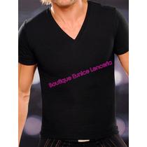 Camiseta Playera Faja Reductora Caballero Ch M G Xg Au1
