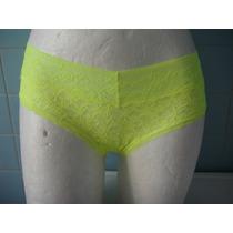 Bikini Panty Cachetero American Eagle Amarillo Neon Sexy