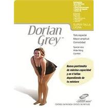 Paquete Con 3 Pantimedias Dorian Grey Supertalla Con Lycra