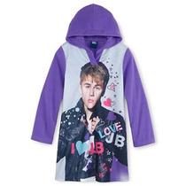 Envio Pijama 10 Anos Nina Justin Bieber Camison Hoodie Suave