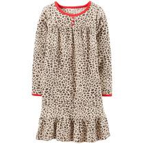 Carters Modelo Pijama Afelpada Niña 4 Años Envio Gratis