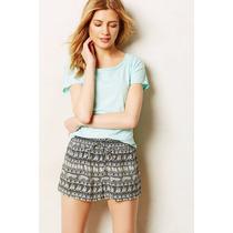Victoria Secret Lote De 2 Short Pijama Seda Talla Mediana
