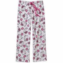 Hello Kitty Pijama Pantalón Polar Chico
