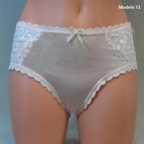 Victoria Secret Panty Rosa Con Encaje, Aplicaciones De Crist