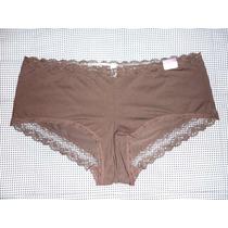 Panty Marca Cacique Color Cafe Talla Extra Grande 26 / 28