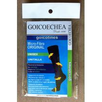 Goicotines Goicochea Microfibra Unitalla Original Tobimedias