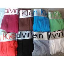 Lote Calvin Klein 8 Boxers - Envío Gratis