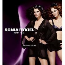 Sonia Rykiel By H&m Demi Bra Edición Limitada Mediano