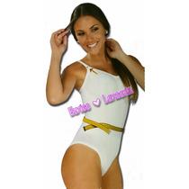Faja Body Siluette Bikini Con Top Alto Control Color Fashion