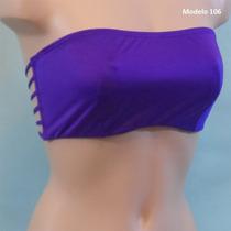 Victoria Secret Brasiere Brasiere Strapless En Rosa Y Morado