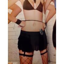 Sexy Disfraz De Policia