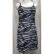 N.- Camison T.30/32, Animal Print, Corto, Stretch