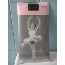 Medias Ballet Negras M Niña American Ballet Theathe Omm
