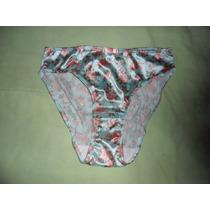 Ropa Ilusion Pantaletas Bikinis Brillosas Tipo Espejo