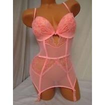 Victorias Secret The Pink Body Edicion Limitada Sz 36c
