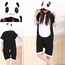 Mameluco Adulto, Kigurumi, Pijama En Short Panda Pandita Oso