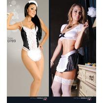Disfraz Para Dama Sexy Colegiala Gatubela Seductores
