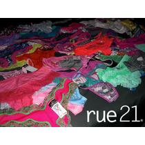 Lenceria Tangas, Cacheteros, Boxer Encaje, Bikinis Rue21