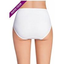 Ilusion Bikini Mod 1356 Con Puenta De Algodon Panty