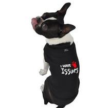 Camisa Para Perro Camisetas Sin Mangas, Tengo Problemas