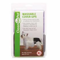 Pañal Lavable Reutilizable Clean Go Extra Grande Perros Celo