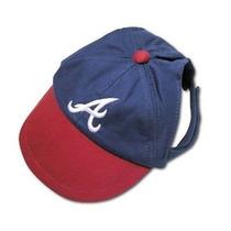 Sombrero Para Perro Sporty K9 Bravos De Atlanta Dog Cap-ii,