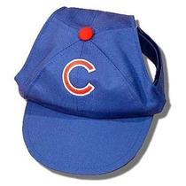 Sombrero Para Perro Cap - Cachorros De Chicago X