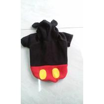 Sudadera Mickey Mouse Talla 1 Para Perro