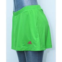 Falda Adidas Para Tenis, Tecnología Formotion, Lycra Interna